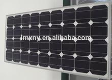 50W mono crystaline silicon PV module/solar panel