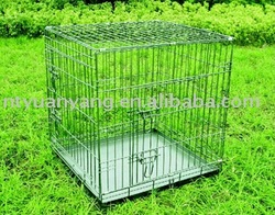 for sale foldable wire pet cages metal fencel dog kennel