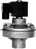 Baghouse filter electromagnetic pulse valve