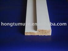 White Primed FJ Decorative Wood or MDF Door Frame /Jamb