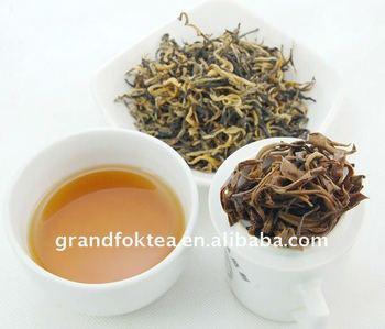 Yunnan golden tips black tea