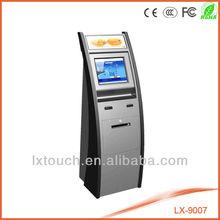 Payment terminal/ Bill Payment kiosk/touch screen kiosk LX9007