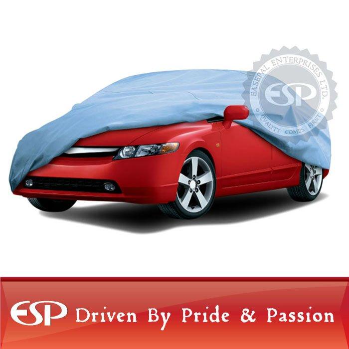 #65641 Non-woven polypropylene Superior Semi custom fit Car Cover