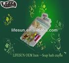 CHINA OEM LIFESUN Children Bath Soapy Crayon with EVA Book