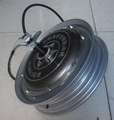 Motor eléctrico de bicicleta