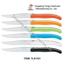6 цветов Laguiole острый нож посылочная пищевой