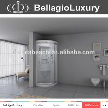 90x90 steam shower room, ABS shower enclosure, economic corner shower