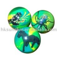 3D Bouncing Ball