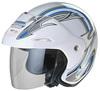 JinHua HuaDun open face helmet with dot approved (HD-50H)