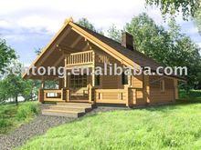 Comfortable Environmental Prefabricated Wooden House