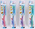 Baratos adulto escova de dentes manual e-710