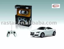 RADIO CONTROL MODEL l 1:40 Audi TT RC CAR (29700)