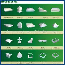 Sharp Cap for PVC FENCES