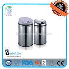 stainless steel sensor bin