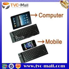 Waterproof Portable Mini Flexible Wireless Bluetooth Silicon Keyboard