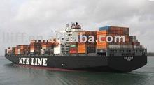 sea freight shanghai china to Bandar Abbas iran