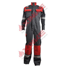 SGS oil feild fr aramid coveralls with reflective tapes