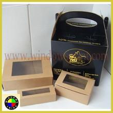 Recycle Take Away Food Packaging Box,Paper Food Box