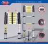 telescopic lightweight ladder En131 model----aldi lidl vendor