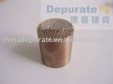 honeycomb automotive catalyst converters