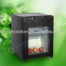 Glass Door 30L Mini Absorption MedMedical Portable Freezer Refrigerator