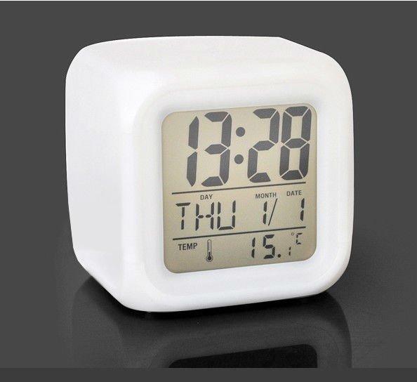 Инструкция Color Change Digital Alarm Clock Инструкция На Русском
