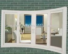 High quality UPVC casement window W-PVC009