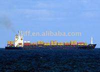 ocean freight form China to PORT QASIM