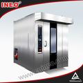 Electric 32 bandejas industrial automática máquina de pão/rotary forno de pão preço/cozinhado máquina de pão