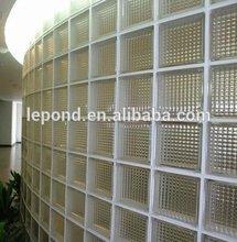 for decorative Bar high quality glass brick