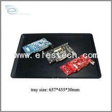 customized size available Conductive tray ESD tray