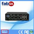 X86 incorporado mini caja de la pc, incrustado pc industriales( fx5403a)