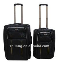 3 pcs/set trolley luggage suitcase