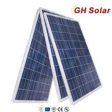 130W PV Module Laminator Solar Panel Pakistan