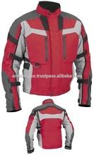 Motorcycle All Color Men Biker Cordura Jacket / Armor