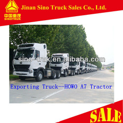 low price china tractor truck