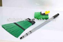 PP telescopic handle garden broom