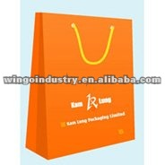 Shopping paper Bags of customized design