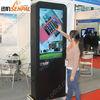 """jeneng shenzhen 46"""" outdoor advertising touch screen kiosk"""