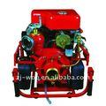 Jbq 6.0/15g 22hp lutte contre l'incendie pompe à eau avec moteur à essence