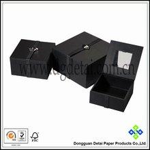 Fancy Jewelry Paper Packaging Box