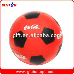 Promotional PU Anti Stress Ball supplied to CocaCola