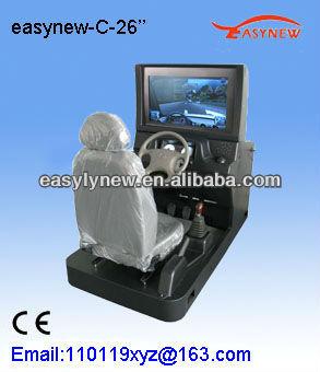 Car Driving Training Simulator With Arabic Language Buy