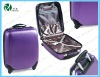 pull rod luggage set hard case , travel trolley luggage bag,international traveller trolley luggage HX-PC1113