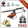 no.3-6CH 2.4G Flybarless Helicopter RC Hobby King