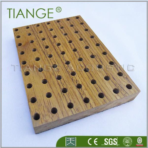 Perforé acoustique panneau de bois Panneaux insonorisants Id du produit 531515848 french alibaba com # Panneau Bois Perforé Acoustique