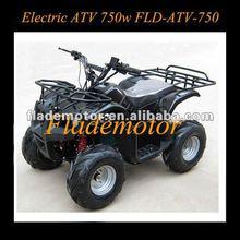 Electric quad 750w/500w