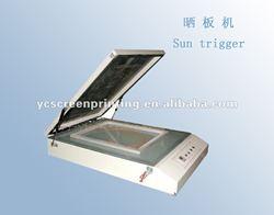 sun trigger drying board for t-shirt/garment printing
