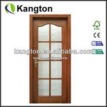 Mahogany Engineered Solid wooden door