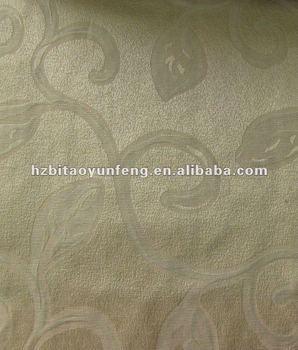 cheap classic pattern woven window curtain fabric